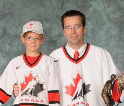 Proud Canadians.